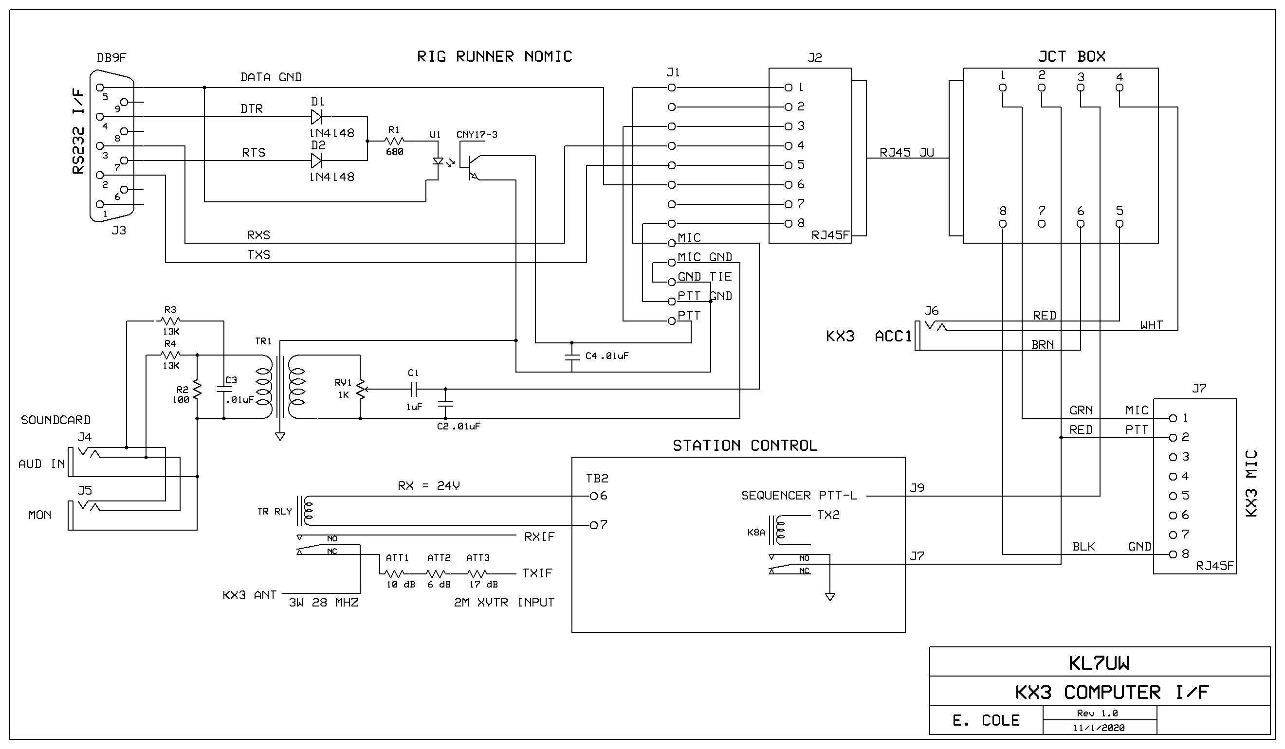 Elecraft Kx3 Computer Interface